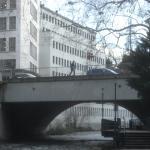Schanzengraben Canal Foto