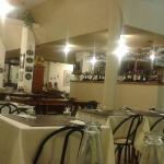 hermoso y muy cálido el restaurante