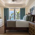 Master bedrooms with king beds overlook Grace Bay (173169490)