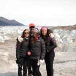 Ice trecking en el glaciar Viedma.....increíble experiencia!!