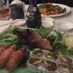 Best sushi and Asian fare around!!