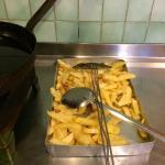 Οι τηγανιτές πατάτες