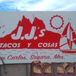 JJ's sign