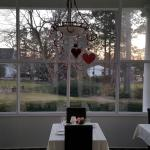 sunroom dining