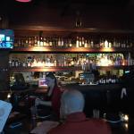 Bar in the center
