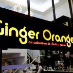 """Ginger Orange - """"an adventure in Indian cuisine"""". You won't be disappointed."""