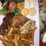 Très bonne assiette et bon rapport qualité prix