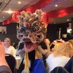 Chinese New Year. Set menu was lovely