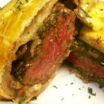 Melt in Your Mouth Beef Wellington