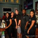 Best service in the BVI at the most upscale bar in the island