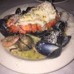 Frutti de mare w/ lobster