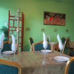 Raja Indian Restaurant interior