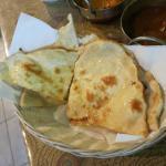 Raja Indian Restaurant - Plain Naan