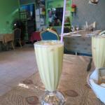 Raja Indian Restaurant - Mango Lassi