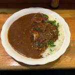 Moja curry Foto