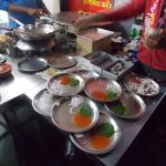 This is how they prepare tasty benjo in minutes