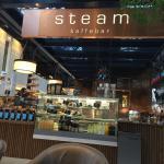 Steam Kaffebar Eger - Karl Johan Foto