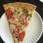 Tomato & Basil slice