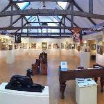 Strokes of Genius exhibition