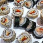 Sushi and Sashimi Cook and Dine