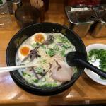 ภาพถ่ายของ Tonkotsu Ramen Hakata Furyu, Seibu Shinjuku