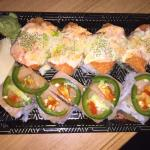 Yellow Tail Jalapeno & Mexican Roll