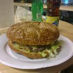 Super burger pour les grosses faims!