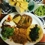 Loved the carne asada taco. The guacamole was amazing!