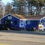 The Forklift Café