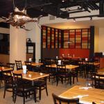 Main Dining Room at Mikuni in Truckee at Northstar California