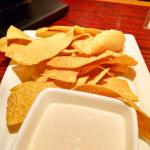 Bja dip and chips