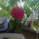 Are the little things that count most. Roses for Lunch.