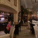 Restaurant Elf - interior