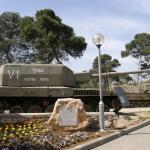 Beit Hatotchan - IDF artillery museum and memorial monument