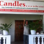 Photo de Candles in the Wind