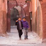 Ruelles entourant le Riad
