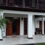 Außenansicht der NAMO-Villa