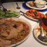 Malacca restaurant big dish, taste great