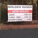Photo de Golden Ranch BBQ & GRILL