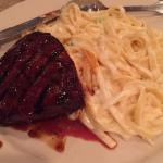 Steak Fettuccine