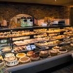 DeRomo's Market Bakery Case
