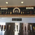 20 taps, 19 NC brews