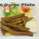 Gyros Plate