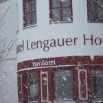 There is plenty of snow around the Lengauer Hof
