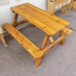 Handmade Picnic Table (Summer Product)