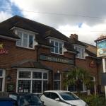 The Cocoanut Fuller's pub and Kai's Thai restaurant in Mill Street Kingston KT1
