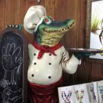 Yep - they got gators