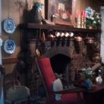 Daphne Lodge Fireplace