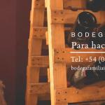 BODEGA FAMILIA IBARRA | VINOS ORGANICOS