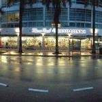 Miami Beach Bicycle Center at Night 5th and Meridian